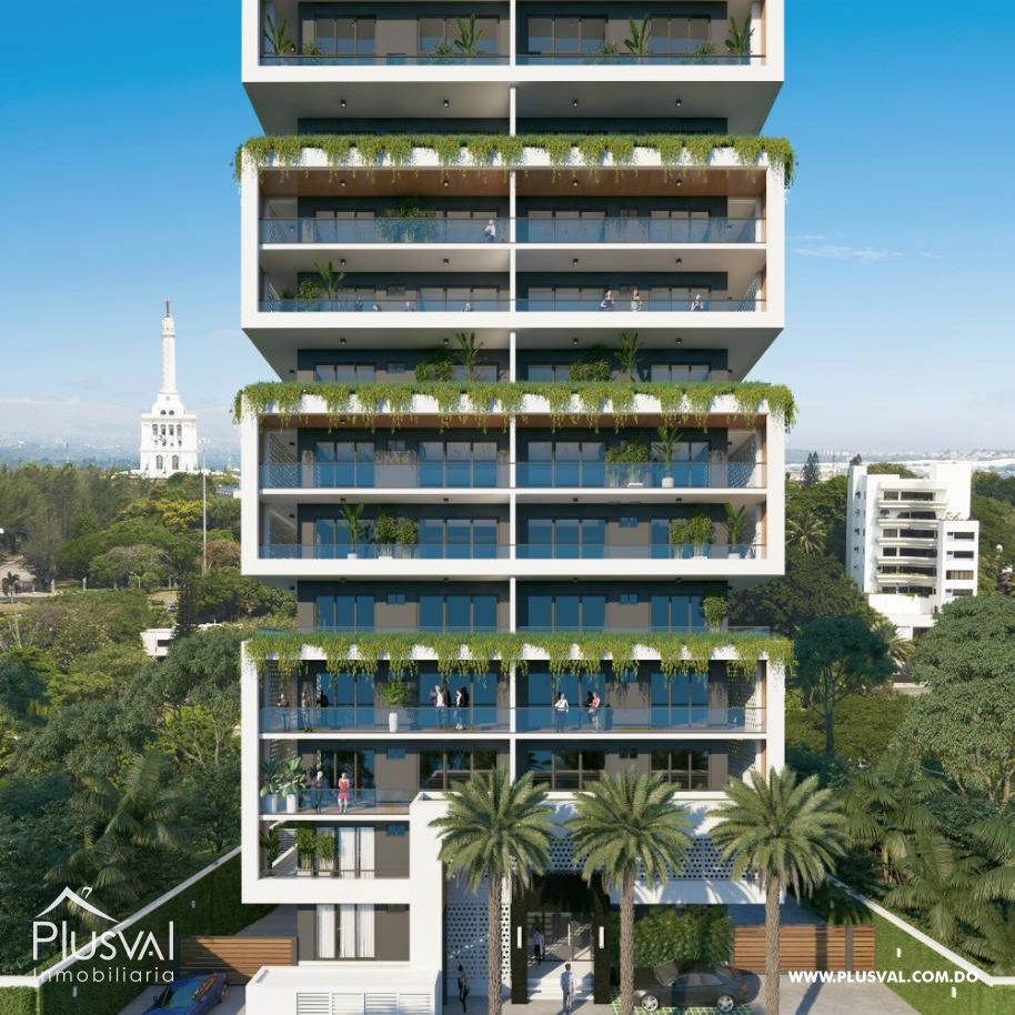 Torre de Lujo con Apartamentos tipo Suites