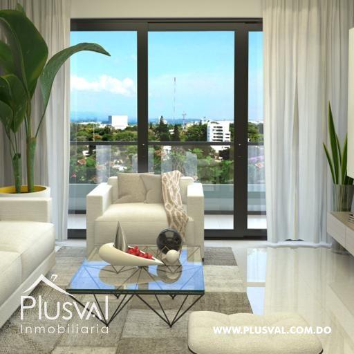 Torre de Lujo con Apartamentos tipo Suites 152089