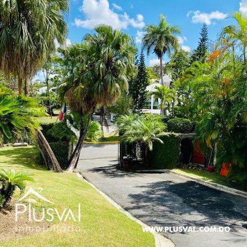 Hermosa casa en alquiler en zona residencial y exclusiva en Los Rios Arroyo Hondo 169678