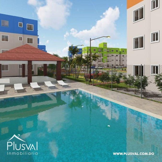 Proyecto de Apartamentos en La Romana