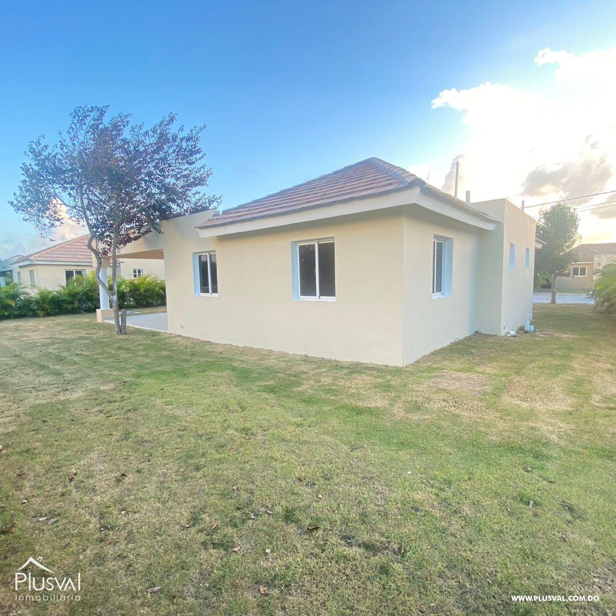 Proyecto exclusivo de casas con piscina en Punta Cana 174080