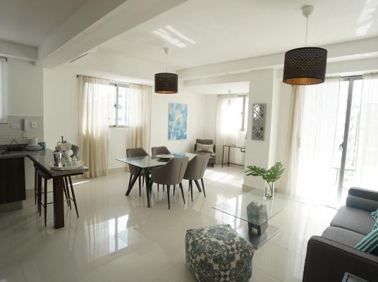 Apartamento FINAMENTE AMUEBLADO, Naco