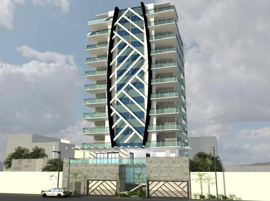Moderna torre en Serralles