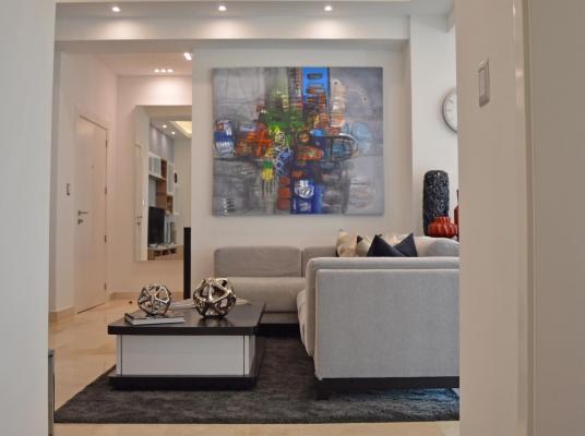 Hermoso apartamento amueblado en alquiler, Naco