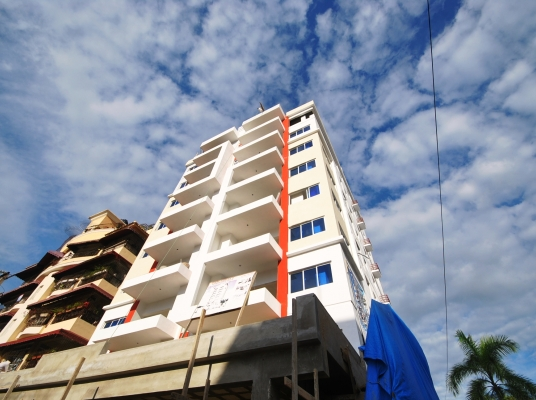 Proyecto torre residencial, Urb. Real. Entrega abril 2016 4943