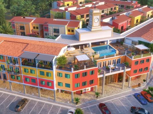 Apartamentos con espectacular diseño.