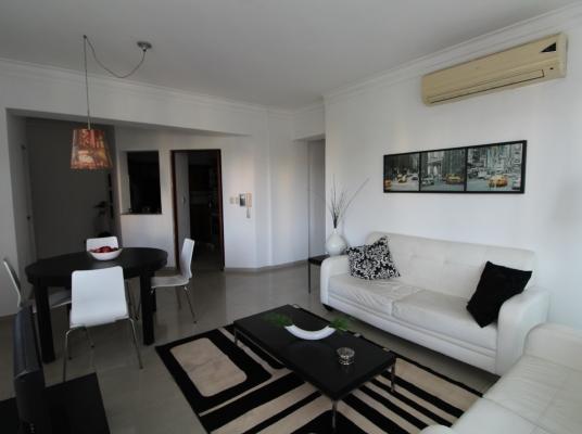 Moderno apartamento amueblado en venta, Gazcue