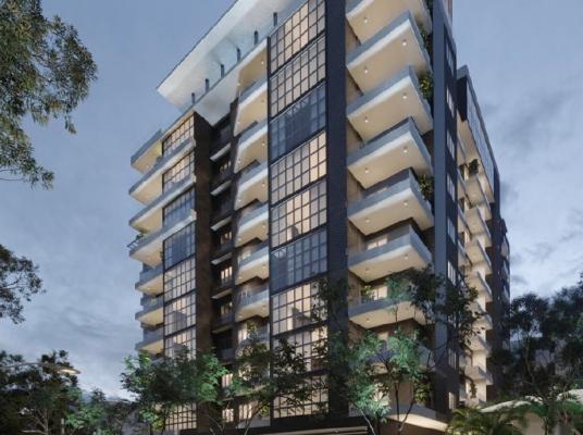Proyecto de apartamentos en construccion