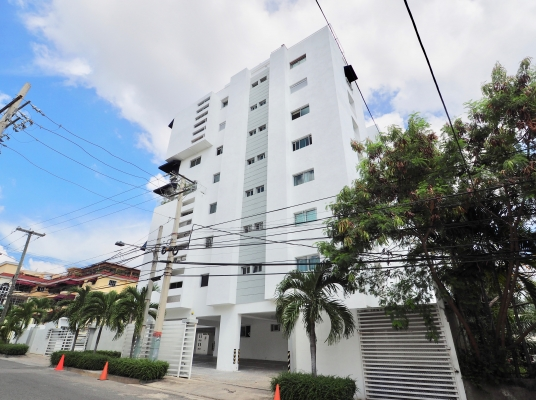 Apartamento tipo Mini PH, Gazcue 10931