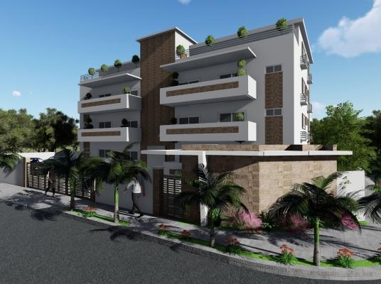 Apartamento en venta,  con patio privado