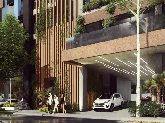 Espectacular Proyecto de en paraiso con apartamentos de 2 y 3 habitaciones