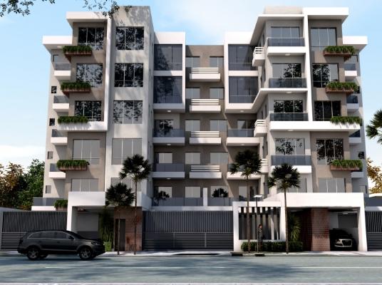 Proyecto residencial de apartamentos Restauradores