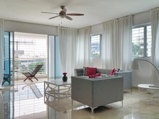 Elegante y amplio apartamento en El Vergel