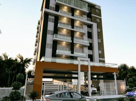 Proyecto apartamentos en Villa Marina