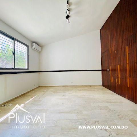 Hermosa casa en alquiler en zona residencial y exclusiva en Los Rios Arroyo Hondo 169696