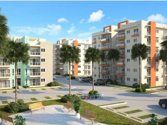 Proyecto residencial de apartamentos y casas