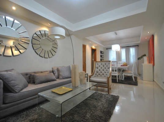 Apartamento en Alquiler con Linea Blanca, La Esperilla