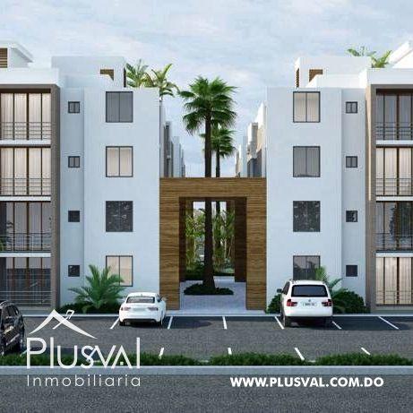 Proyecto de apartamentos en Pueblo Bávaro 160371