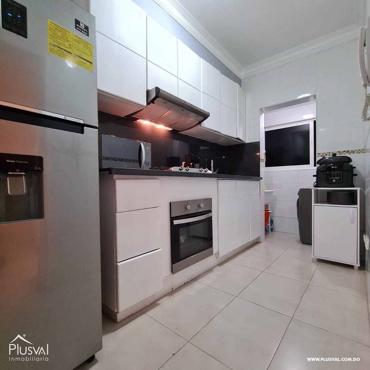 Apartamento amueblado en alquiler, Naco 188907