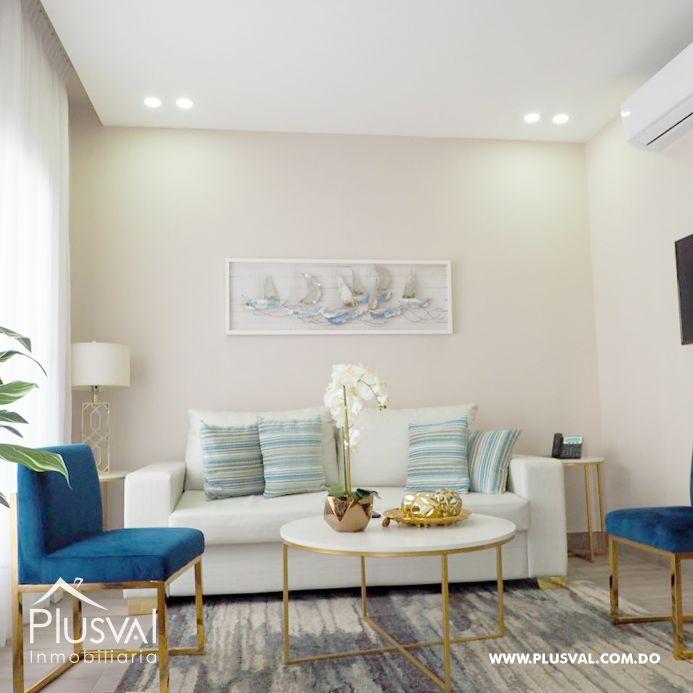 Apartamento Alquiler Amueblado, Piantini
