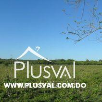 Terreno con 34,587.22 m2 en Venta en Km. 22 justo detrás del Merca Santo Domingo 162783