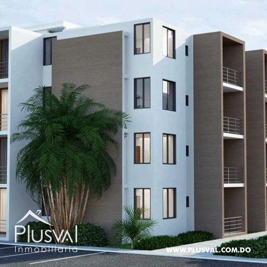 Proyecto de apartamentos en Pueblo Bávaro 160370