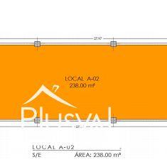 Alquiler de Local Comercial en Plaza 157849