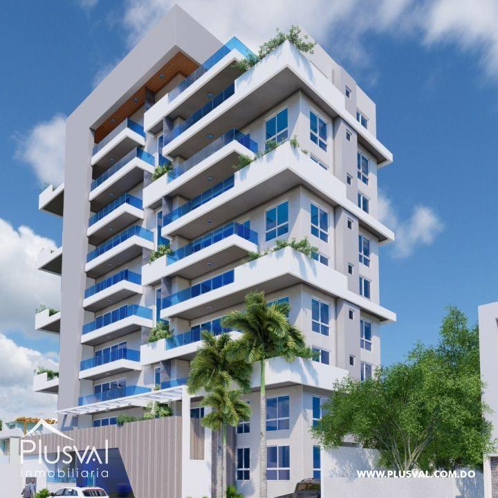 Apartamento Estudio en torre moderna en La Moraleja