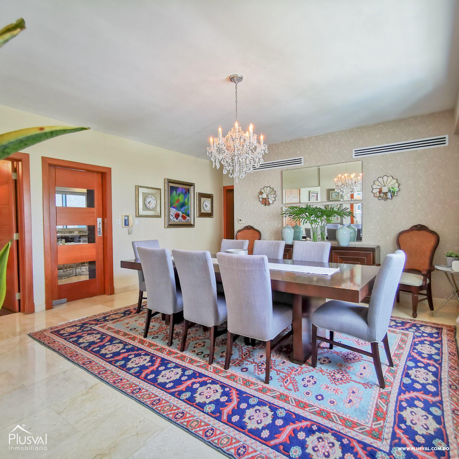 Venta de Apartamento en Piantini en Exclusiva Torre de Sólo 9 Apartamentos 184123