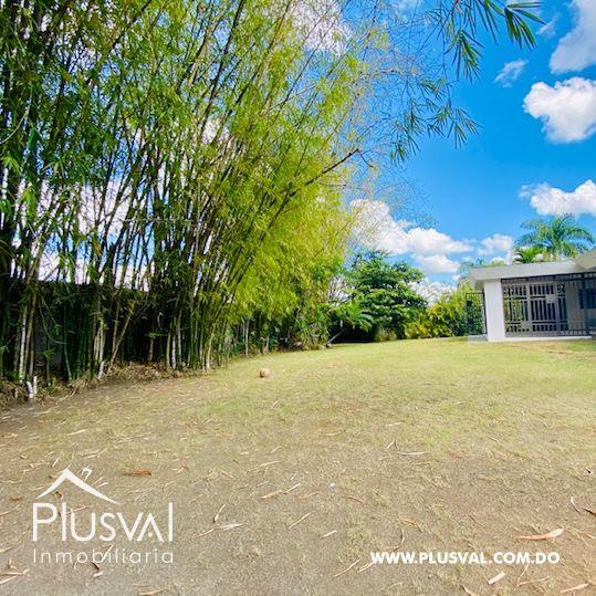 Hermosa casa en alquiler en zona residencial y exclusiva en Los Rios Arroyo Hondo 169702