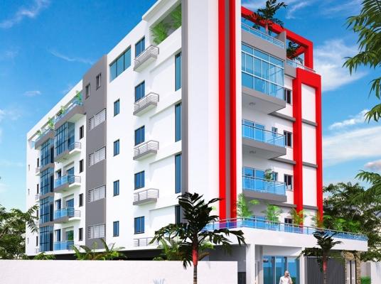 Elegante y moderno proyecto de apartamentos en el centro de Bella Vista