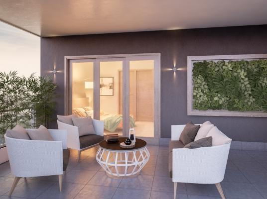 Proyecto de Apartamentos en Venta, Los Prados