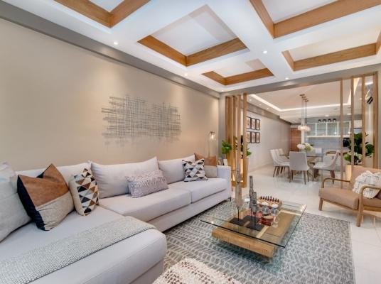 Amplio y moderno apartamento en venta, Evaristo Morales