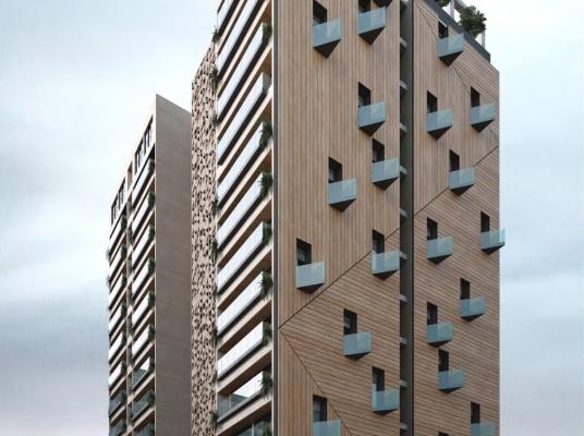 Espectacular Proyecto en Piantini con apartamentos de 1 y 2 habitaciones
