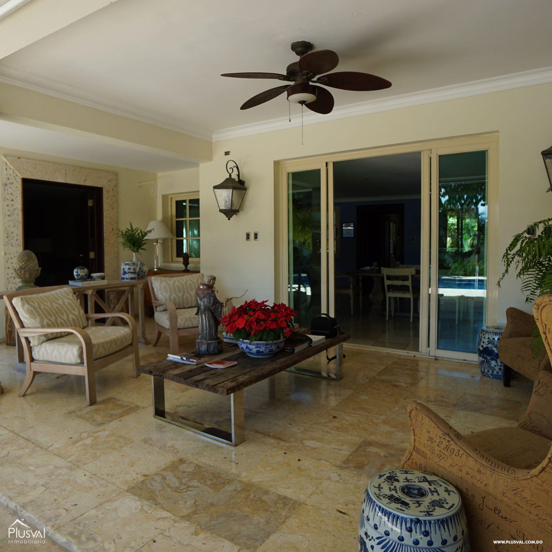Casa de lujo en venta Arroyo Hondo Viejo 165329