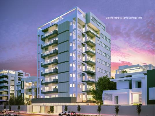 Apartamento en venta en lo mejor de Evaristo Morales.