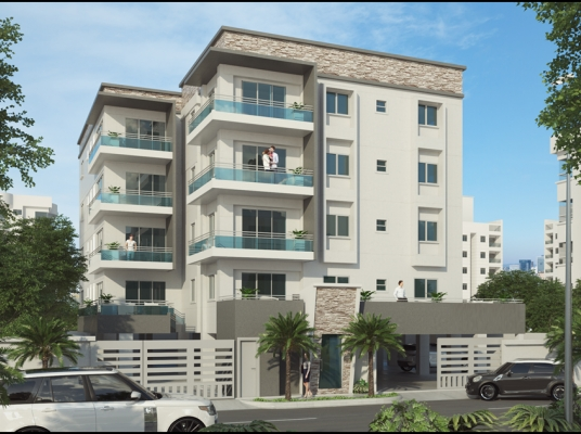 Moderno residencial en venta en la AV. Independencia