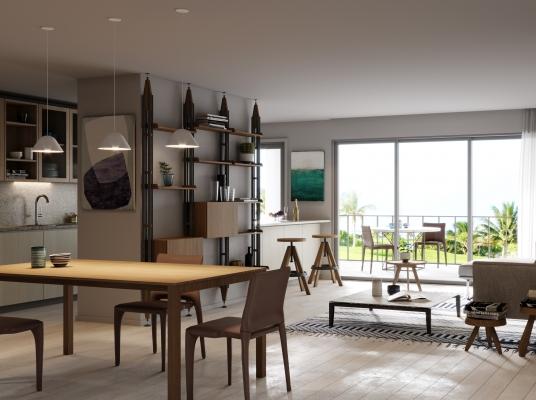 Apartamentos En el cocotal - a 5 minutos de la playa en Punta Cana Bavaro