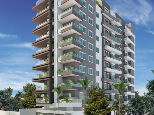 Moderno apartamento en ALQUILER VACIO en  Bella Vista