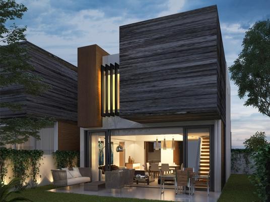 Proyecto de Modernas Casas en Venta