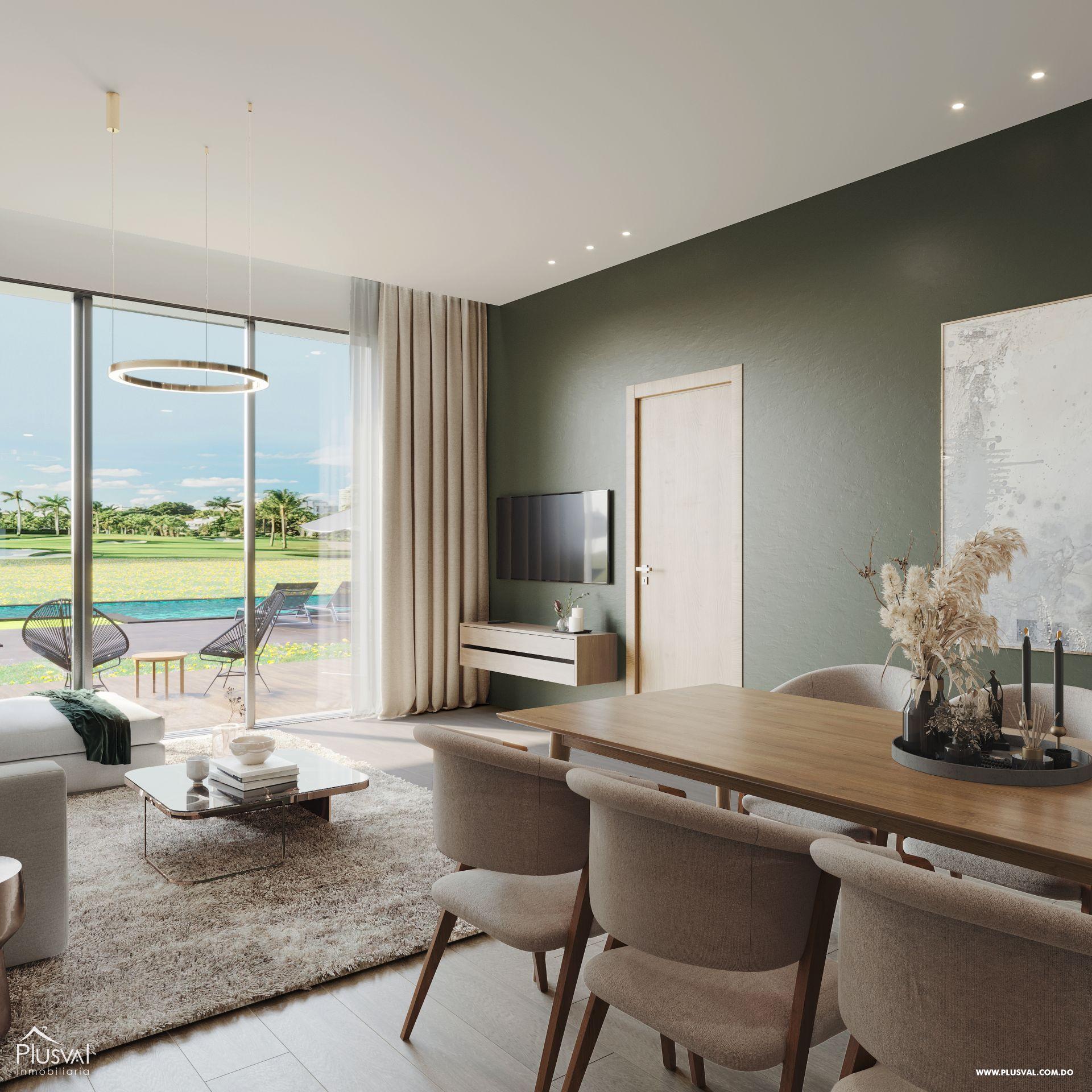 Apartamentos en Venta, en exclusiva comunidad en Cana Bay 190038