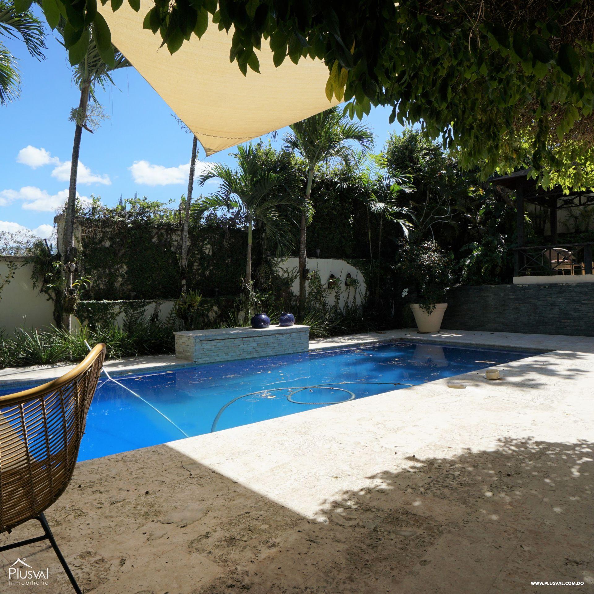 Casa de lujo en venta Arroyo Hondo Viejo 165321