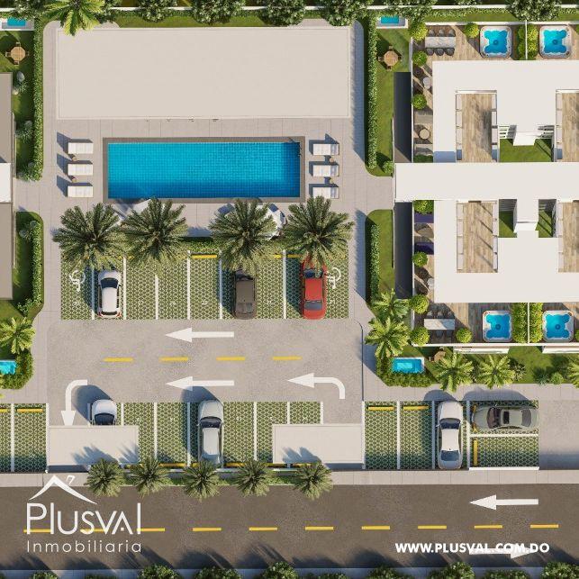 Apartamentos en Venta, con confortable estilo, en Punta Cana 181062