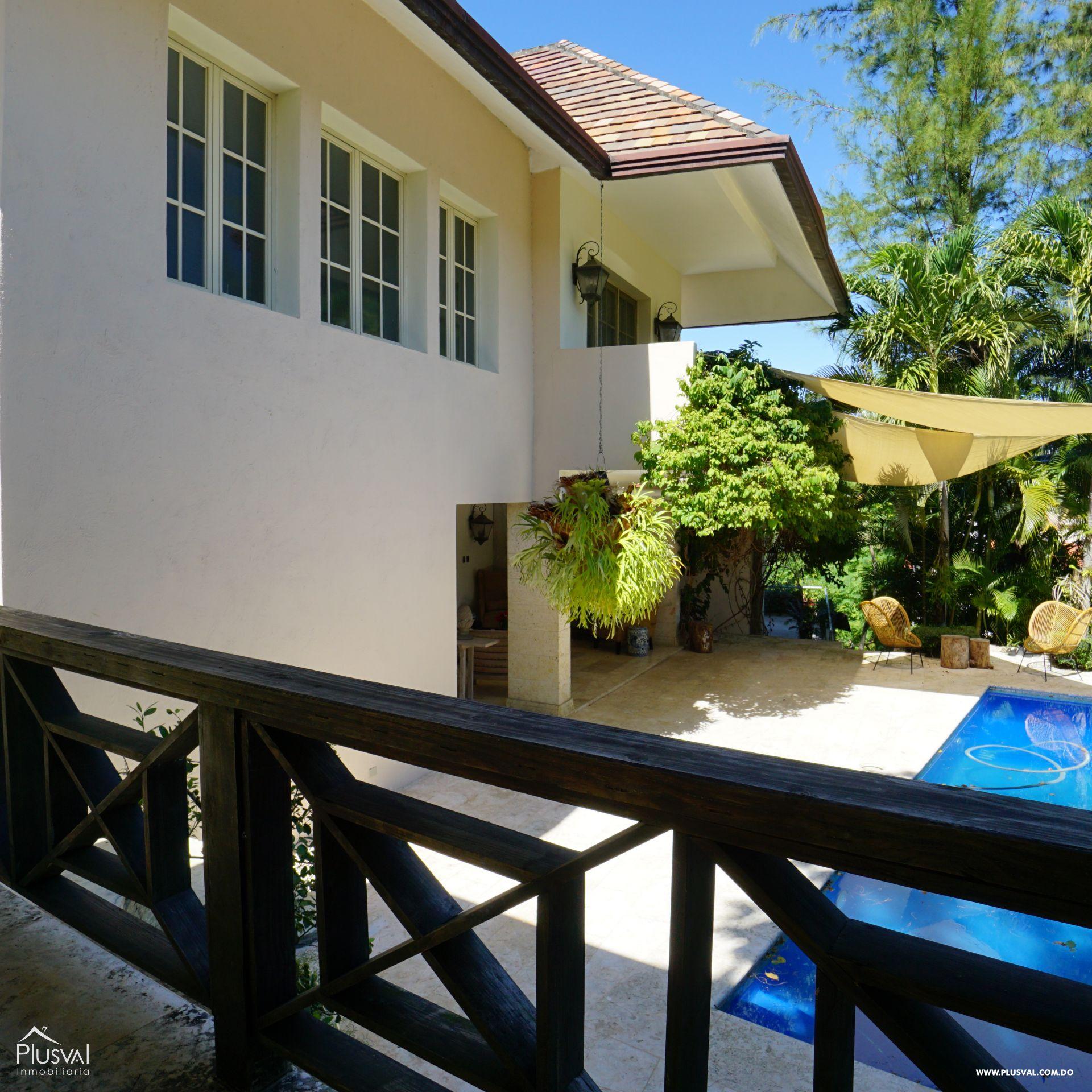 Casa de lujo en venta Arroyo Hondo Viejo 165326