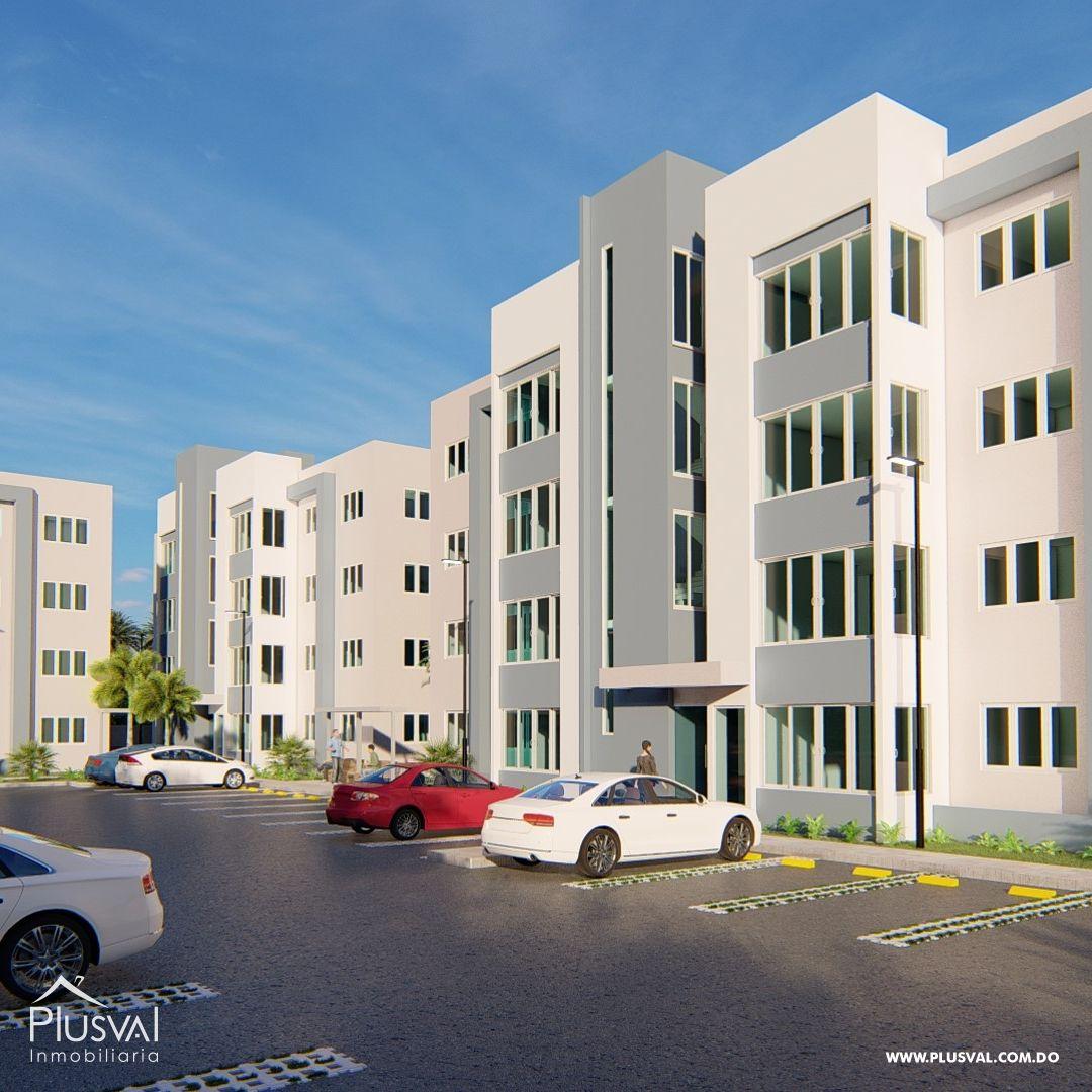 Moderno proyecto de apartamentos en el Dorado 176277