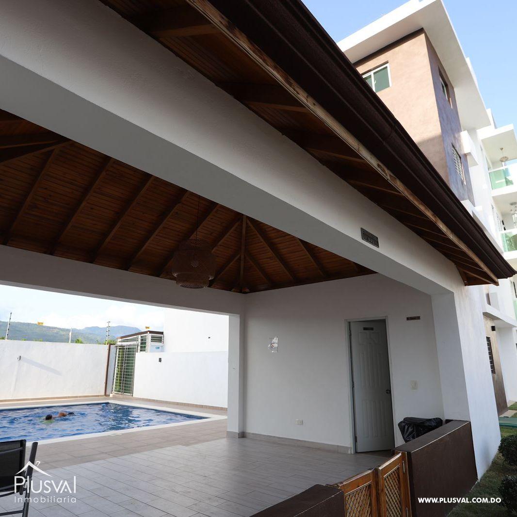 Apartamento en renta amueblado ubicado en Llanos de Gurabo 188142