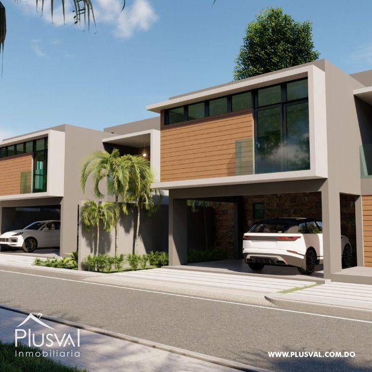 Proyecto de casas en venta 171896