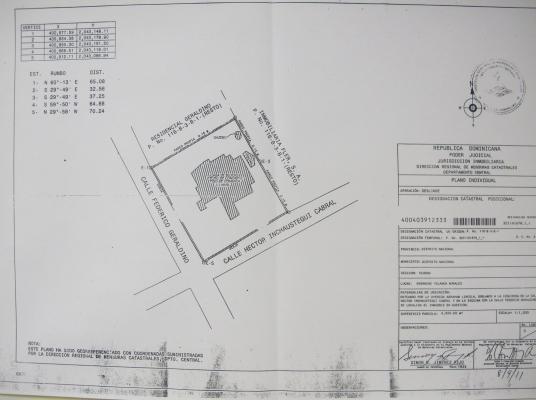 Solar en Venta, Piantini