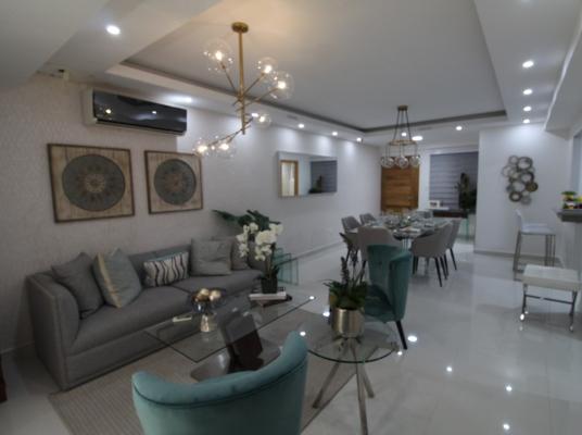 Bello Apartamento en venta, Av. Independencia
