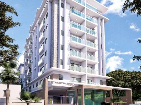 Apartamento en venta con vista al mar, Gazcue